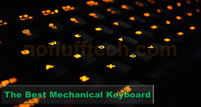 Mechanical Keyboard Picture