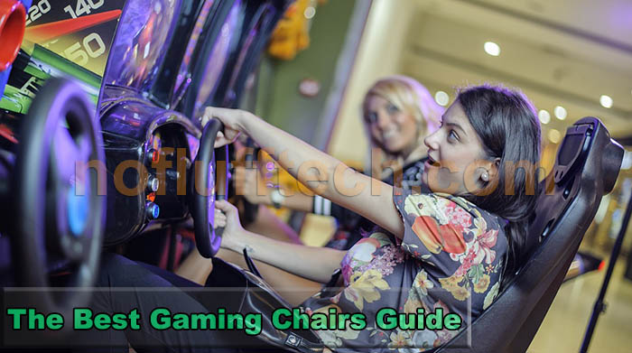 The best Gaming Chair for PC and Console - noflufftech