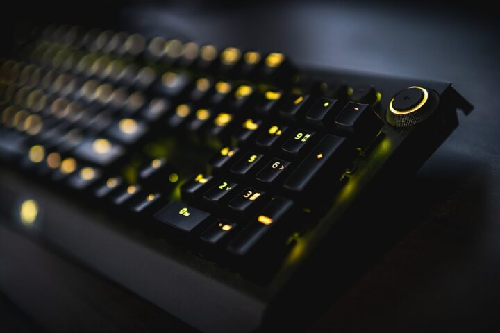 advantages of gaming keyboards for typing