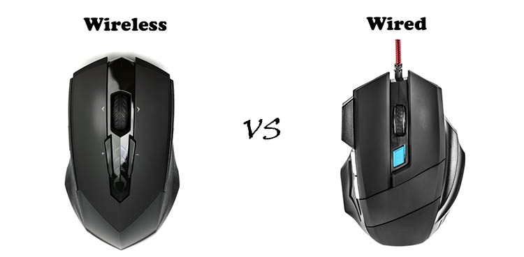 Do Pro Gamers Use Wired or Wireless Mouse