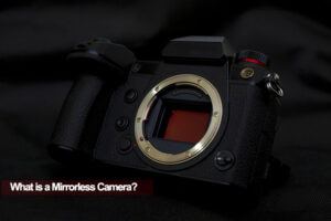 What is a Mirrorless Camera - Noflufftech